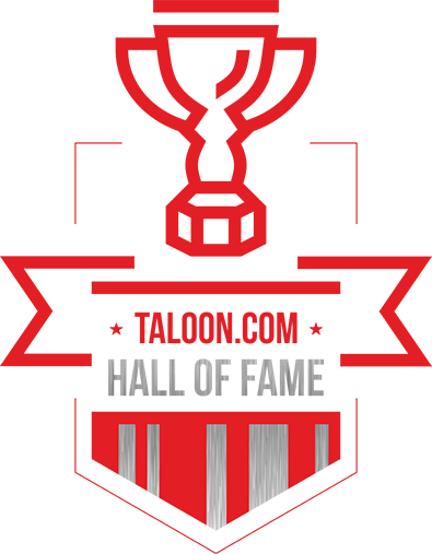 Taloon.com - Hall Of Fame - Sponssit - Kampanjatunnus